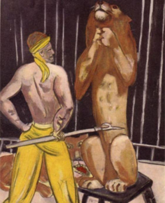 Looted Nazi art