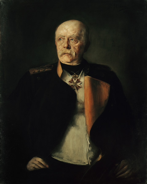 The Iron Chancellor put Germany on the road to power. Photo: wikipedia