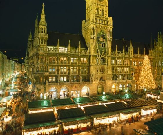 Munich Christmas