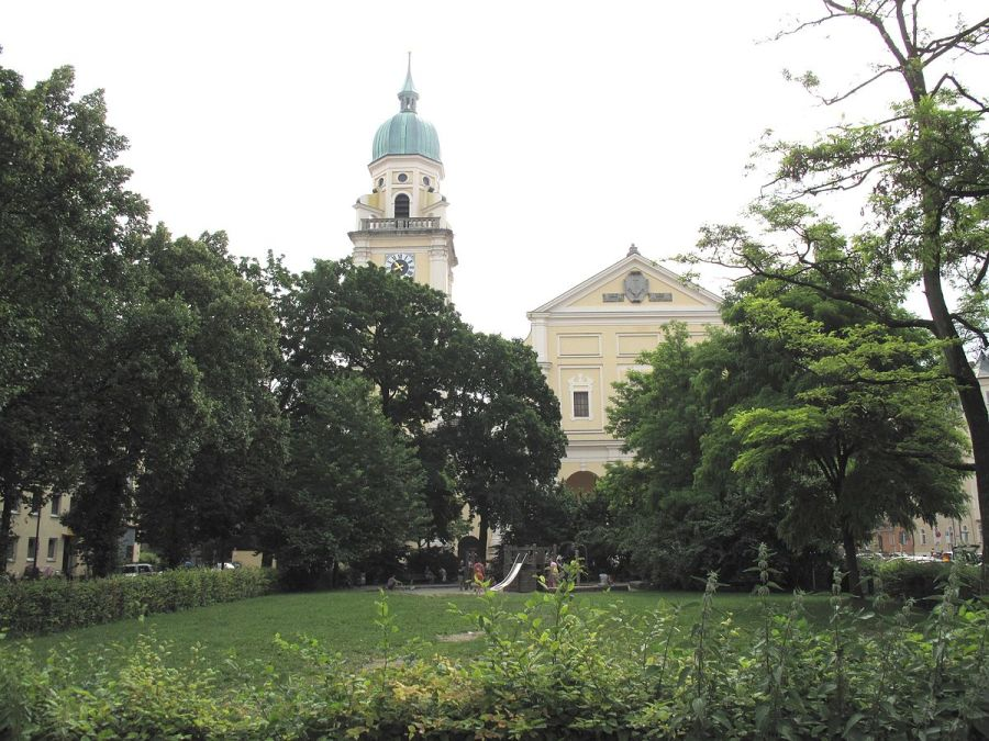 Josephsplatz_München_Maxvorstadt_1