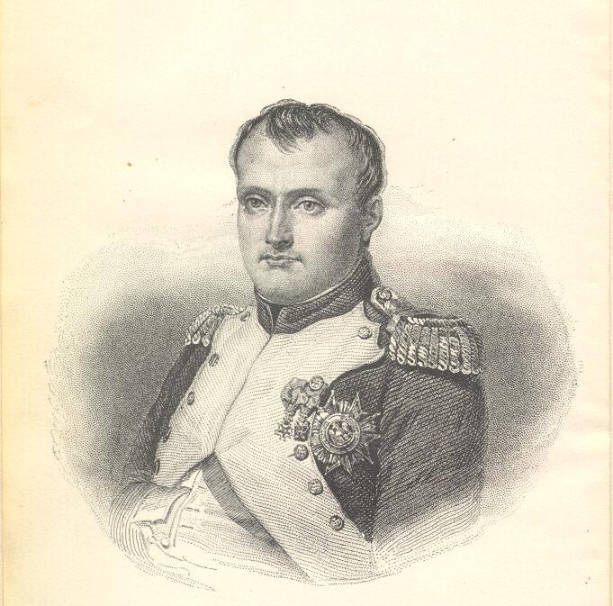 Emperor Napoleon of France