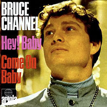 220px-Hey!_Baby_-_Bruce_Channel